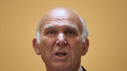 Vince Cable er valgt til ny leder i Liberaldemokratene.