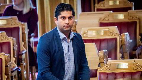 Stortingsrepresentant Himanshu Gulati er en av de rikeste på Stortinget, men har null i inntekt på ligningen for tredje år på rad.