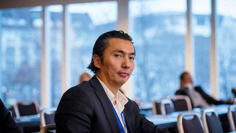 Olav Chen, porteføljeforvalter for Storebrand Kapitalforvaltning.