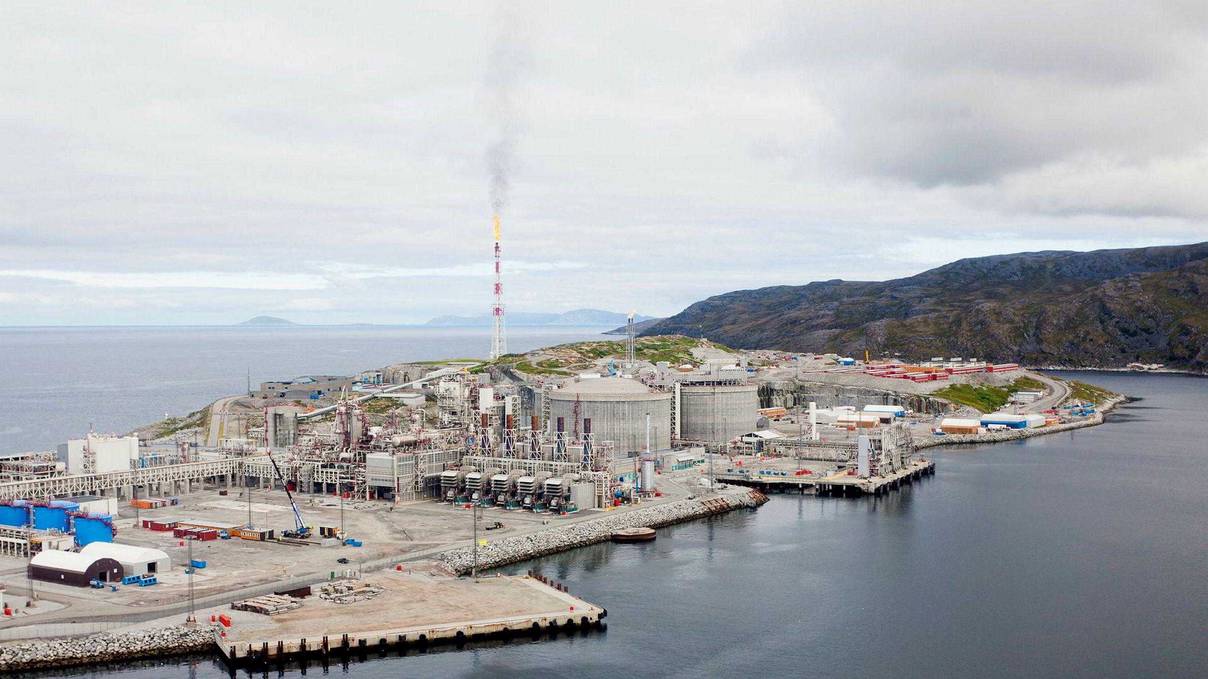 Statoils anlegg for LNG på Melkøya utenfor Hammerfest er fortsatt motoren for nordnorske ringvirkninger fra petroleumsnæringen.