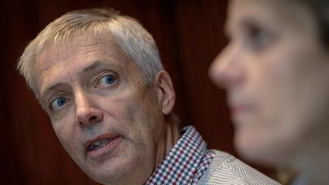 Steinar Holden, som er økonomiprofessor ved Universitetet i Oslo, har ledet ekspertgruppen.