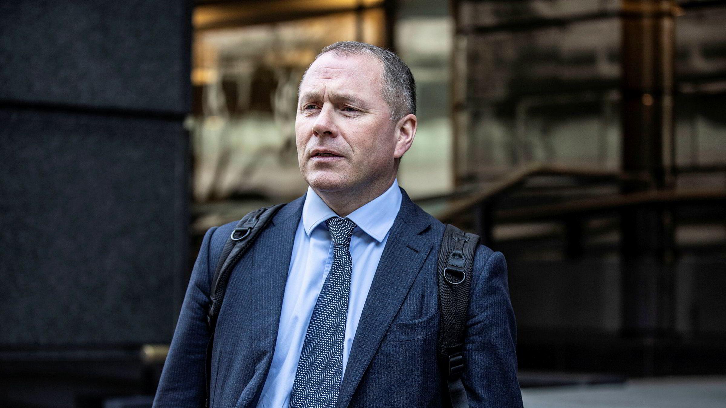 Nicolai Tangen er påtroppende sjef for Oljefondet .