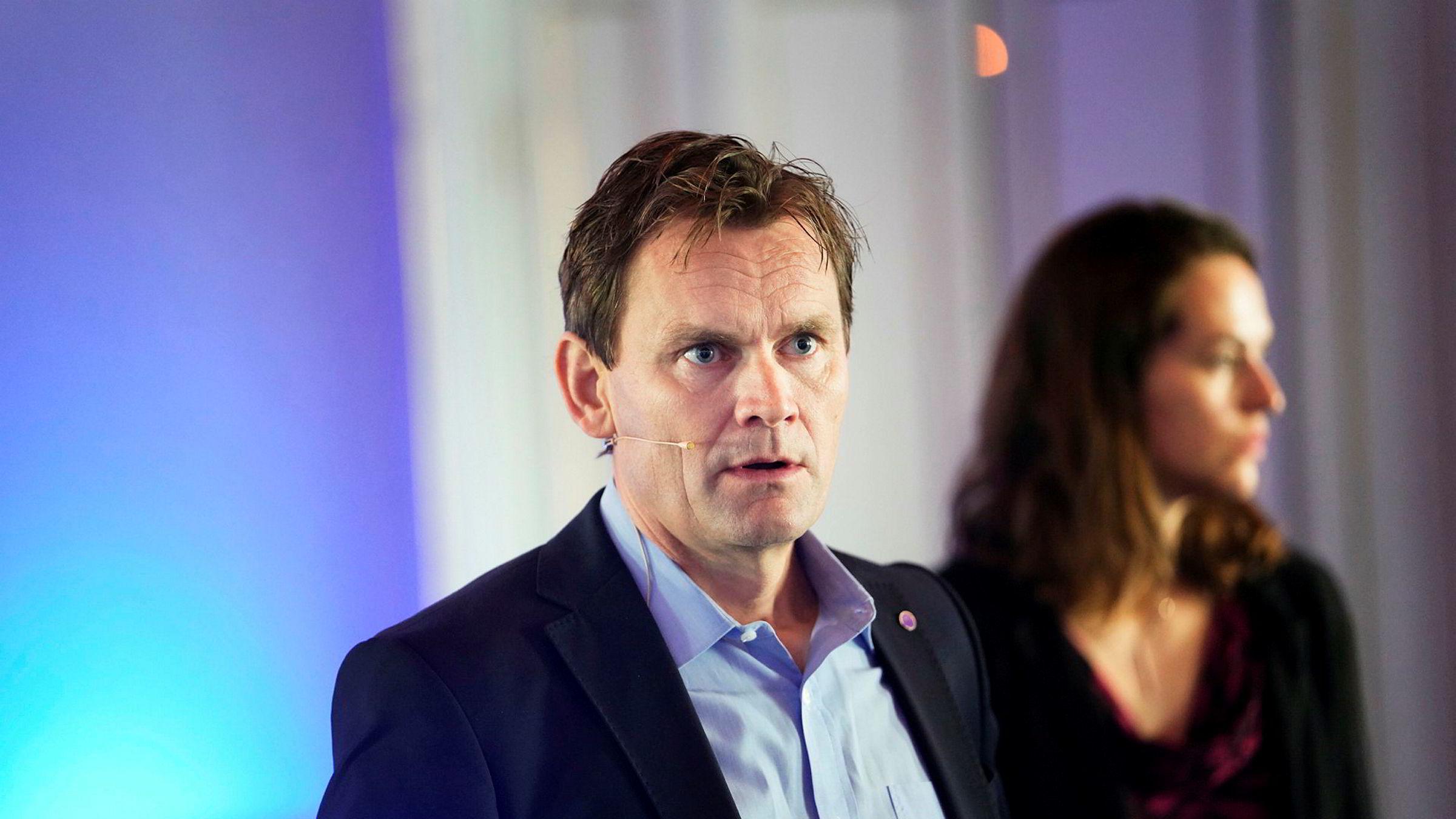 Det har vært et travelt kvartal for Nel og administrerende direktør Jon Andre Løkke, med 28 prosents vekst på topplinjen.