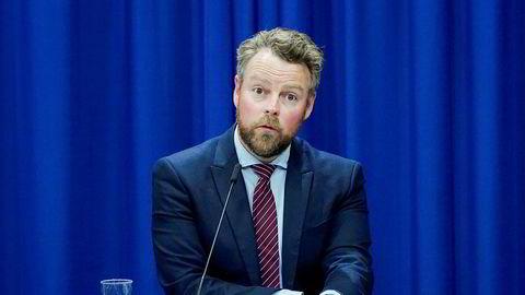 Regjeringen har gitt en uforbeholden unnskyldning og næringsminister Torbjørn Røe Isaksen gjorde det igjen tirsdag.