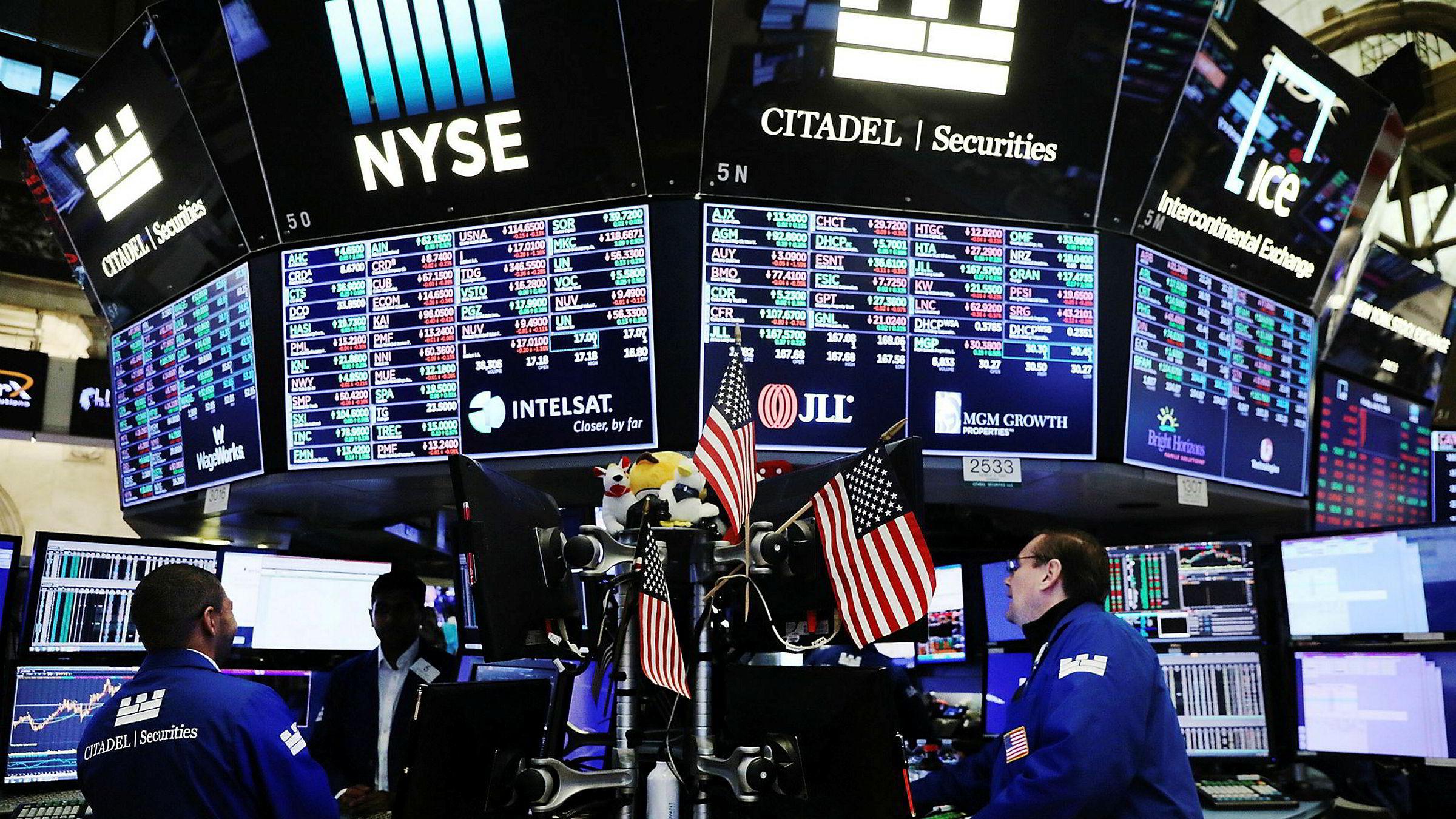 Resultatet gikk i været for de fire matematikerne i Intelligent Trading as i fjor.