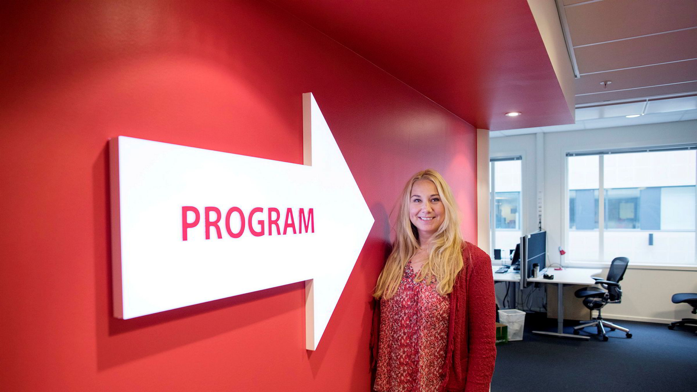 Tine Austvoll Jensen, administrerende direktør i TVNorge og Discovery Networks.