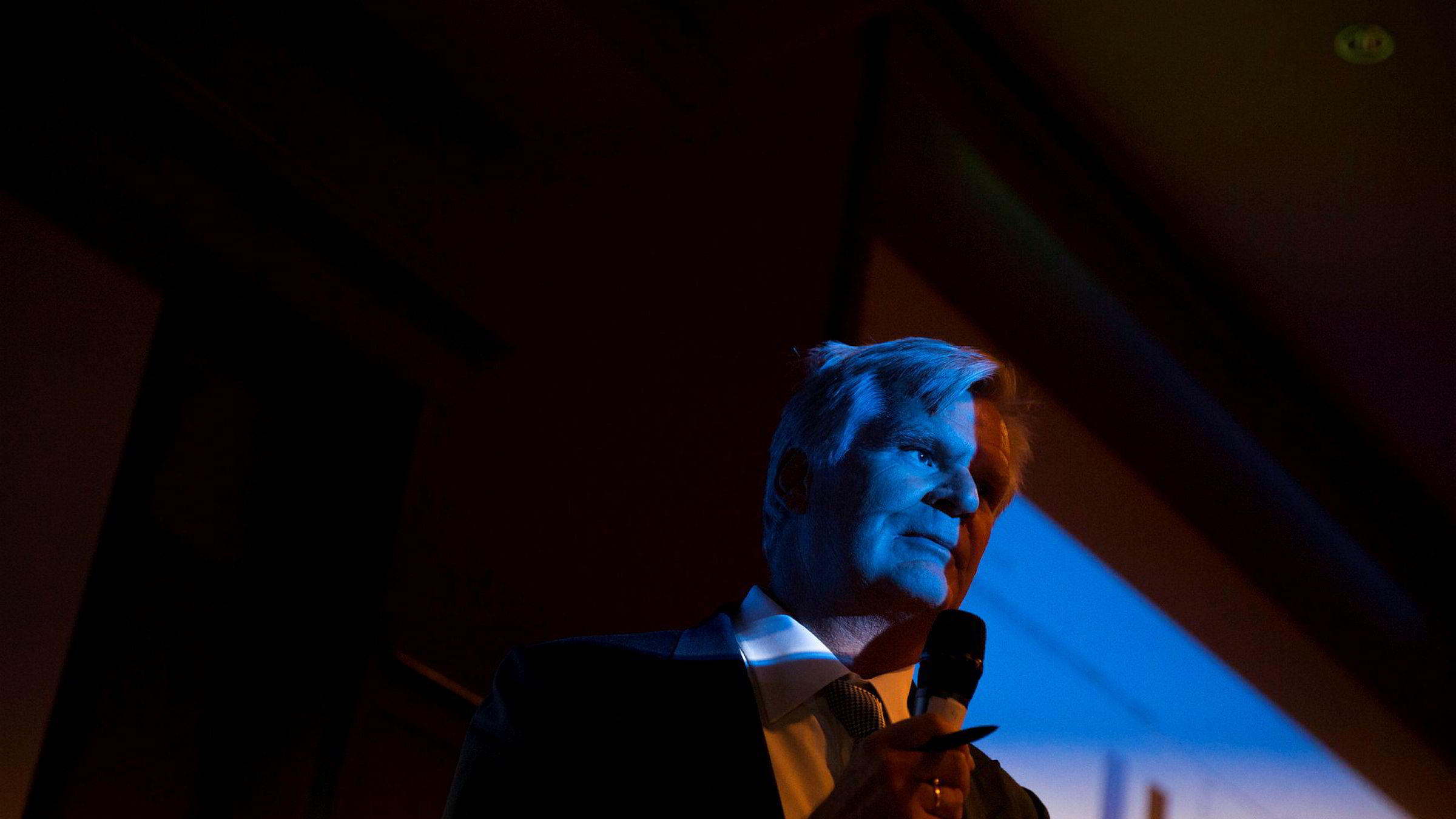 Tor Olav Trøim er mannen bak Borr Drilling.