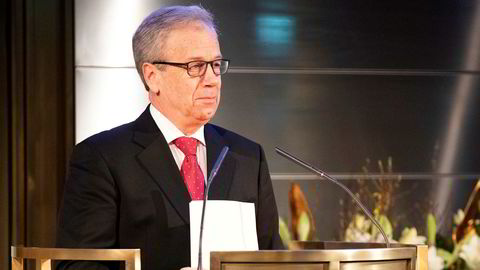 Sentralbanksjef Øystein Olsen avviste i sin årstale enhver tanke om å bruke Oljefondet som «politisk redskap», skriver Dag O. Hessen i innlegget.