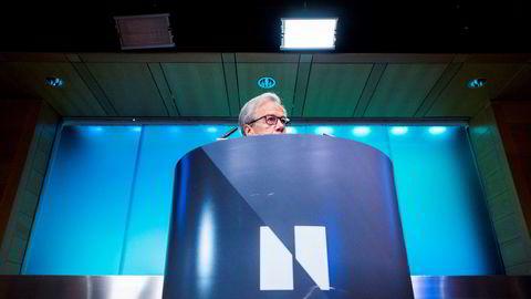 Sentralbanksjef Øystein Olsen hevet styringsrenten tre ganger i 2019. Samstemte økonomer tviler på at han vil løfte rentenivået ytterligere i 2020.