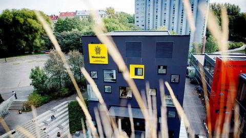 Westerdals-sakene har kostet privatskolen rundt 110 millioner kroner. Her fra skolens lokaler på Vulkan i Oslo.