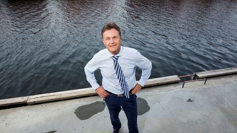 Idar Hillersøy er sjef for det norske rederiet Teekay Shipping. Her er han avbildet i 2016, da Hillersøy ledet Siem Offshore.