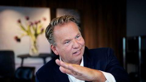 Ole Ertvaag og Hitecvision gjør en ny milliardtransaksjon tross oljeprisfall.