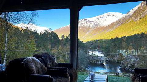 Juvet Landscape Hotel har fått oppmerksomhet både i Norge og utlandet for en uvanlig arkitektur og naturopplevelse. Det meste ved oppholdet innfrir, spesielt hvis du trives i mørket.