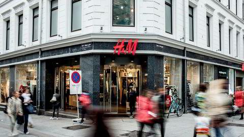 H&M har tre færre butikker i Norge, etter å ha stengt seks og åpnet tre nye.