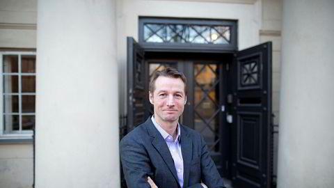 Geir Harald Aase, kommunikasjonssjef for Oslo Børs, tror mange bedrifter har sett børsens gjeninnhenting under koronakrisen som en mulighet til å gå på børs.