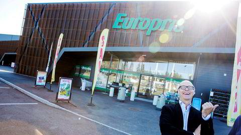 Administrerende direktør Pål Wibe i Europris takket forrige uke ja til å bli ny toppsjef i XXL. Han forlater Europris i løpet av første halvår.