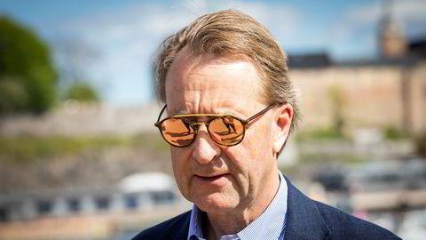 Bjørn Rune Gjelsten har solgt seg kraftig ned i Kid, men er fortsatt største eier med god margin.