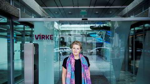 Jeg er tilfreds med resultatet i årets oppgjør, sier Inger Lise Blyverket, direktør for Forhandlinger og arbeidslivspolitikk i Virke.