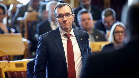 Stortingsrepresentant Espen Barth Eide i Arbeiderpartiet er høringens saksordfører.