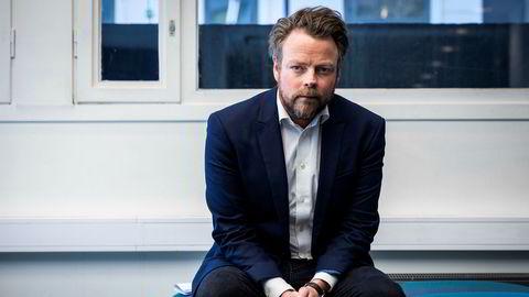 Arbeidsminister Torbjørn Røe Isaksen var i et møte med Nordic Choice Hotels onsdag ettermiddag.