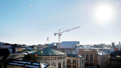 Stortingets byggeprosjekt blir langt mer omfattende og dyrere enn planlagt.