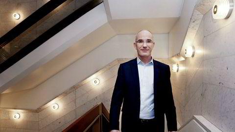 Birger Vikøren ble konstituert som administrerende direktør etter Christine Meyer. Han vil ikke ha jobben permanent.
