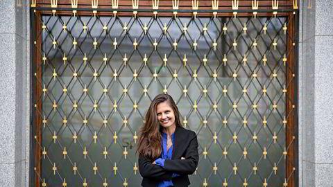 Oljeanalytiker Nadia Martin Wiggen i Pareto Securities mener flere oljeprodusenter bil øke produksjonen dersom oljeprisen stiger til over 50 dollar fatet.