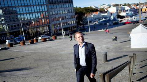 – Av et finansresultat på rundt 96 millioner kroner, utgjør gevinst på salget av aksjene i Skagen rundt 30 millioner kroner, sier tidligere Skagen-sjef Harald Espedal.