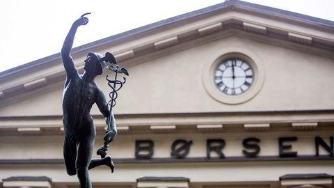 Fallet på Oslo Børs så langt i år er nå på drøye ti prosent.