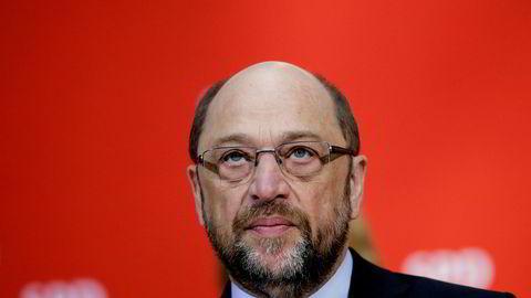 Leder av det tyske sosialdemokratiske partiet (SPD) og forbundskanslerkandidat Martin Schulz ønsker strengere regelverk for den tyske bilindustrien.