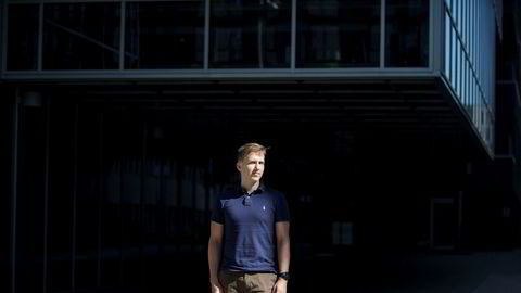 Kredittstrateg Ole André Kjennerud er urolig over det han ser i finansmarkedene.
