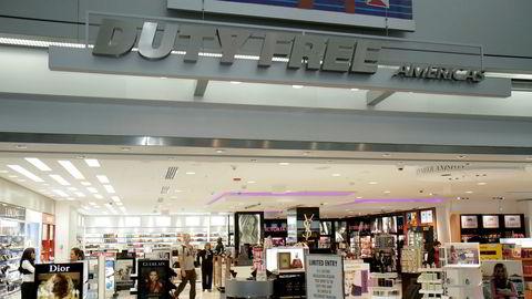 Duty Free-butikker, som her fra Miami International Airport, gjorde Chuck Feeney søkkrik.