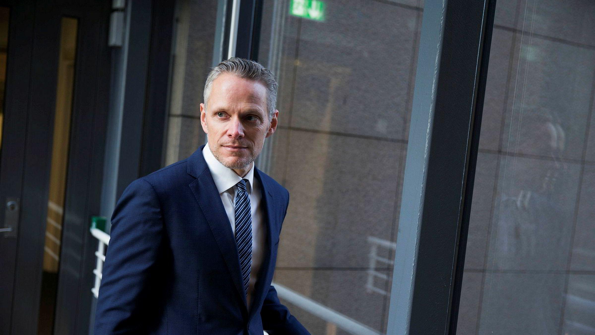 Sjefstrateg i Danske Bank, Christian Lie, tror kinesisk økonomi kan hente seg inn igjen allerede i andre kvartal i år.