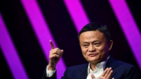 Tidligere i oktober gikk Ant- og Alibaba-grunnlegger Jack Ma hardt ut mot kinesiske myndigheter. Nå er rekordnoteringen han stoppet midlertidig.