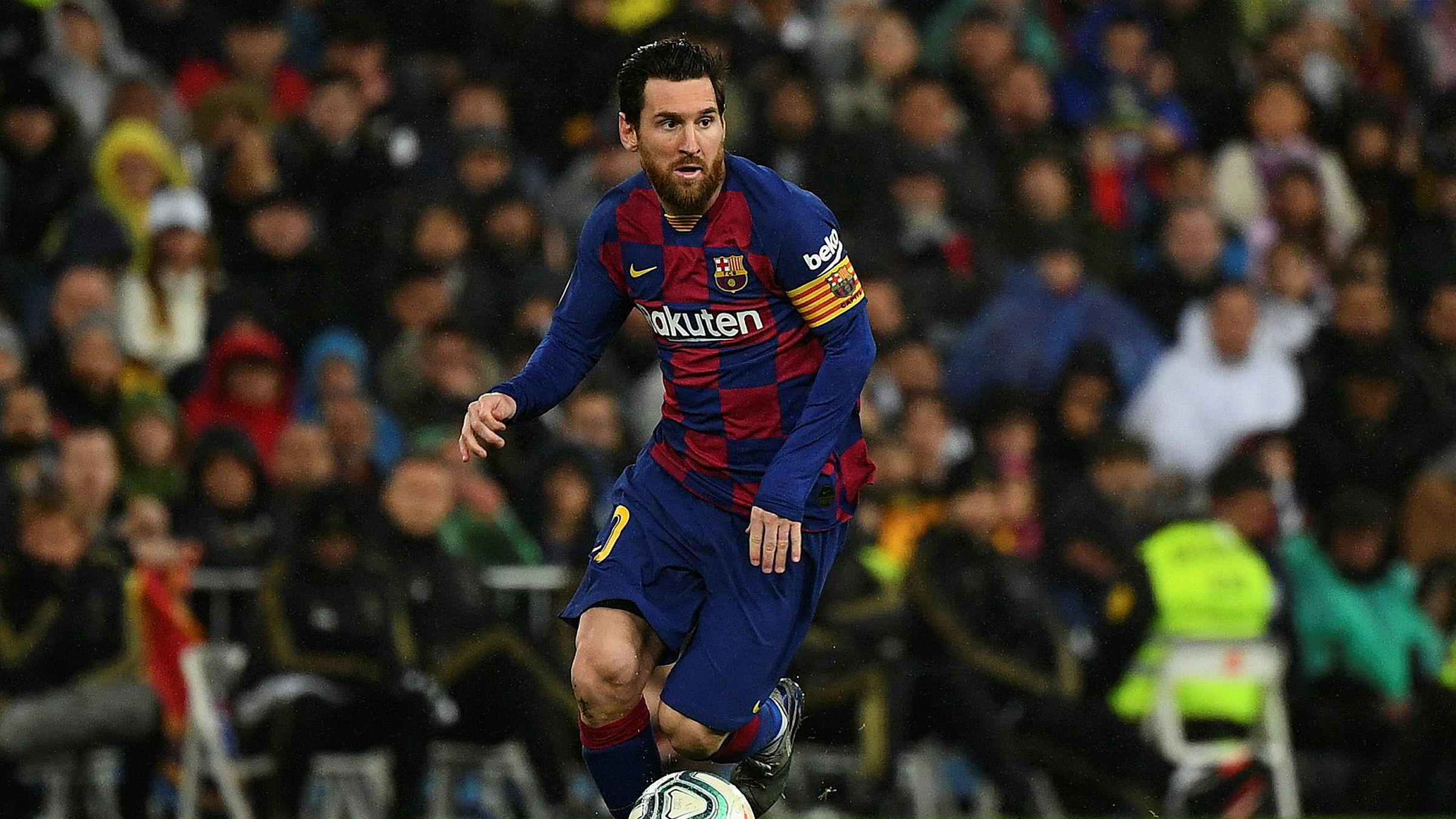 Lionel Messi er en talentfull fotballspiller, men bare når han spiller i sin posisjon, skriver innleggsforfatteren. Han savner en logisk begrunnelse bak Norges Banks ansettelse av Nicolay Tangen.