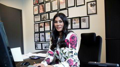 Laila Mjeldheim er eier og styreleder i Det norske kartselskapet.