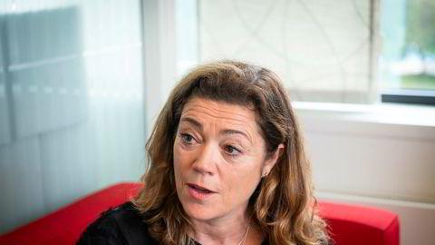 Kristin Skogen Lund får en tøff jobb med å lede det nye pensjonsutvalget.