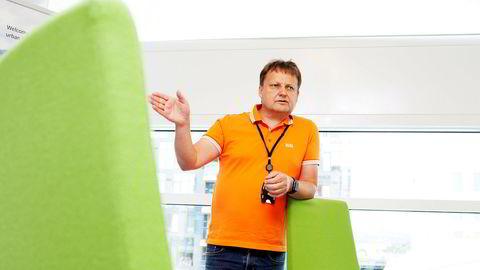 Jan Gunnar Mathisen, administrerende direktør i Miris, svarer DN.
