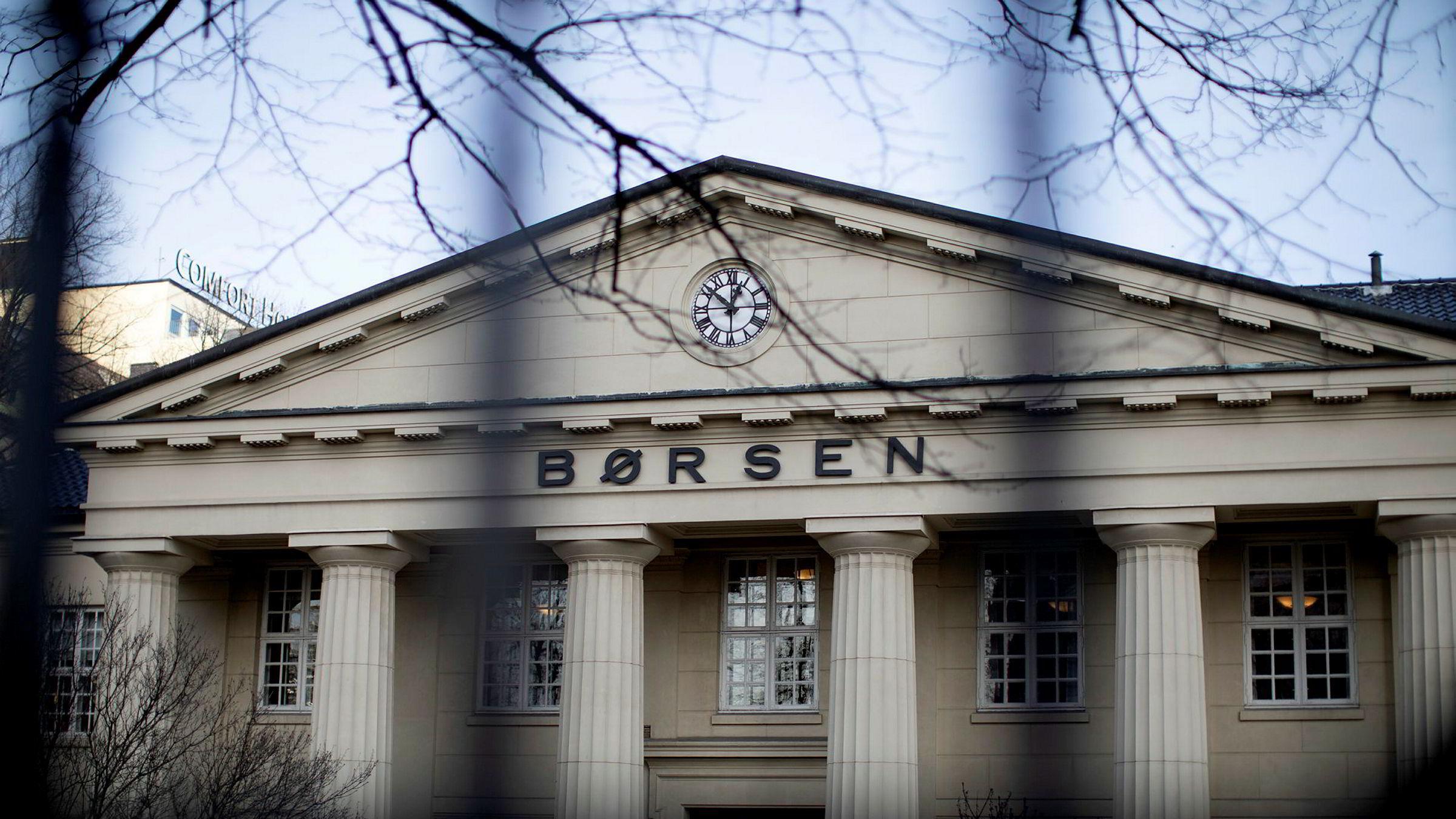 Oppturen på Oslo Børs har snudd.