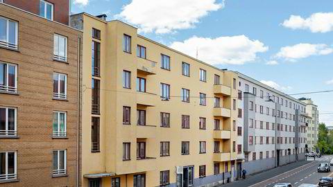 Investor Runar Vatne håper på å få 150 millioner kroner for bygården på Torshov i Oslo.