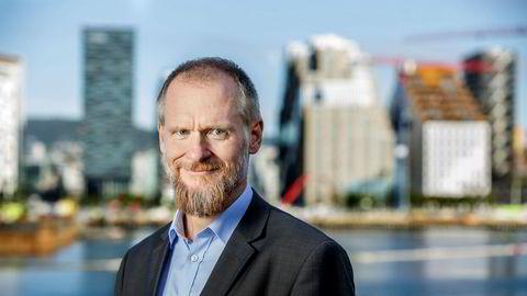 Eiendom Norges administrerende direktør Henning Lauridsen vil kaste boliglånsforskriften.