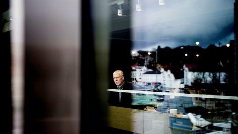 Forvalter Sigmund Håland mener Bank Norwegian har verdsatt lånene for høyt.
