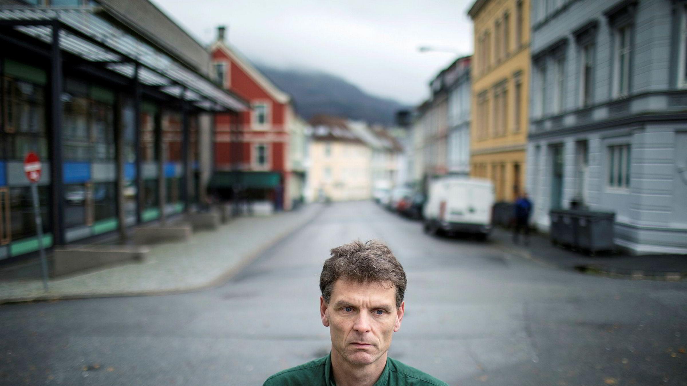 Hans K. Hvide, professor ved Institutt for økonomi, Universitetet i Bergen.