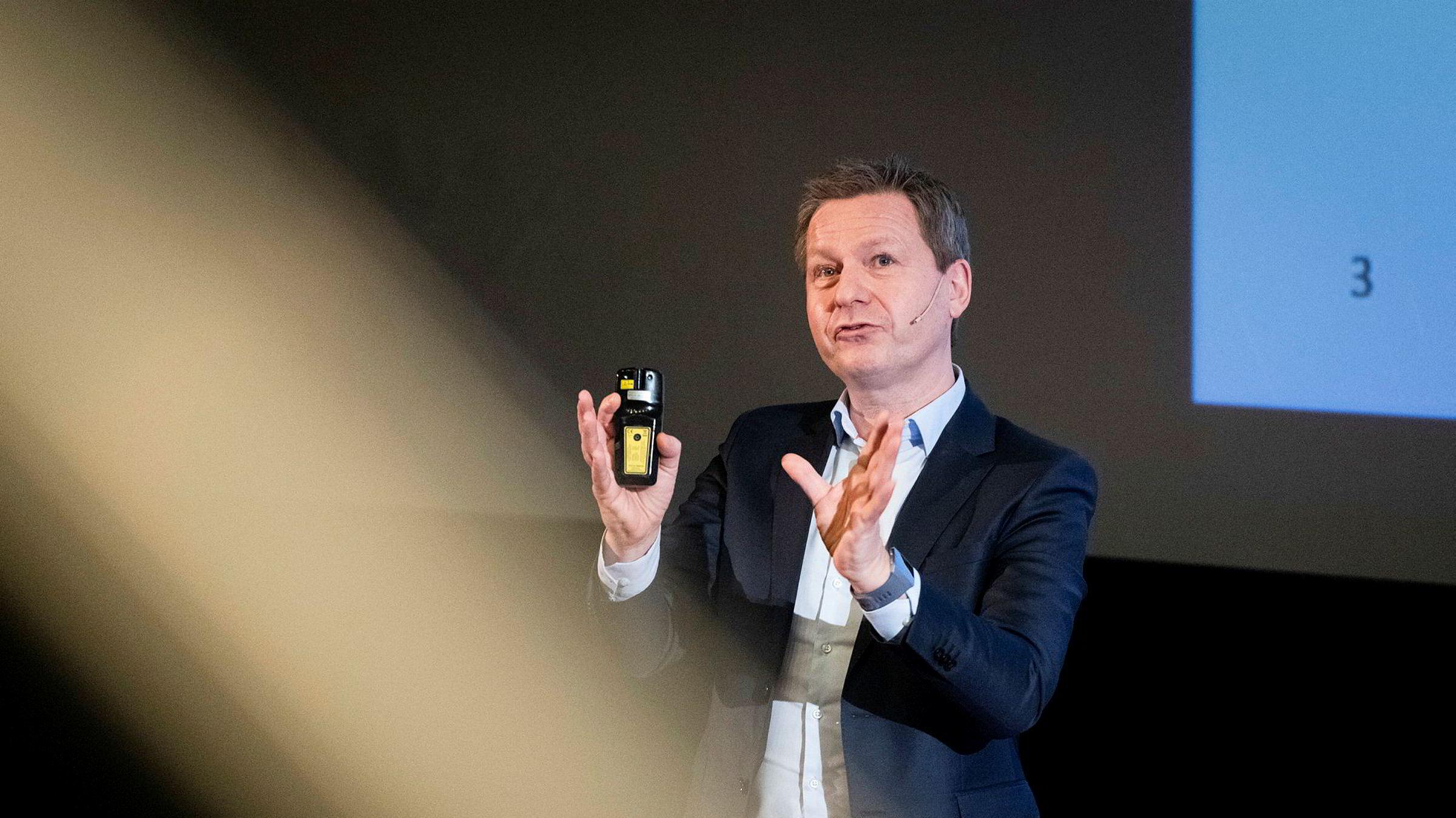 Kredittanalysesjef Pål Ringholm i Sparebank 1 Markets er ikke i tvil om at rentekurven inverteres på grunn av coronaviruset.
