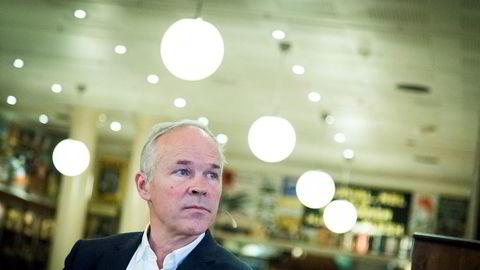 Kommunal- og moderniseringsminister Jan Tore Sanner følger med på Boligbygg-saken.