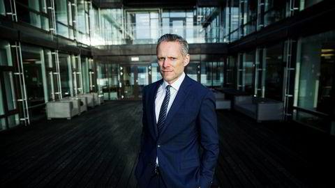 Sjefstrateg i Danske Bank, Christian Lie, mener markedet priser inn en svært rask økonomisk rekyl.