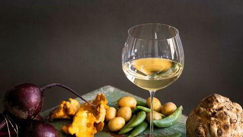 Grønnsaker gir de fleste viner utfordringer, så her gjelder det å velge rett.