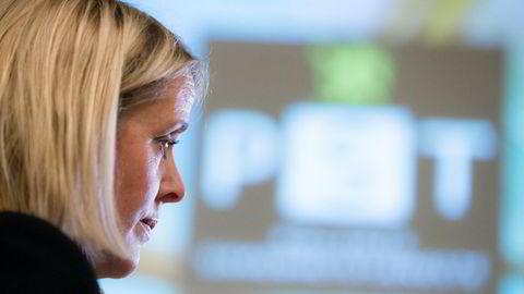 PST har sett flere forsøk på å etablere muldvarper i norske bedrifter i senere tid, sier PST-sjef Benedicte Bjørnland.