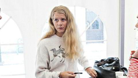 Ida Lindtveit Røse (KrF), her avbildet under Arendalsuka i 2017. (Foto: Aleksander Nordahl)