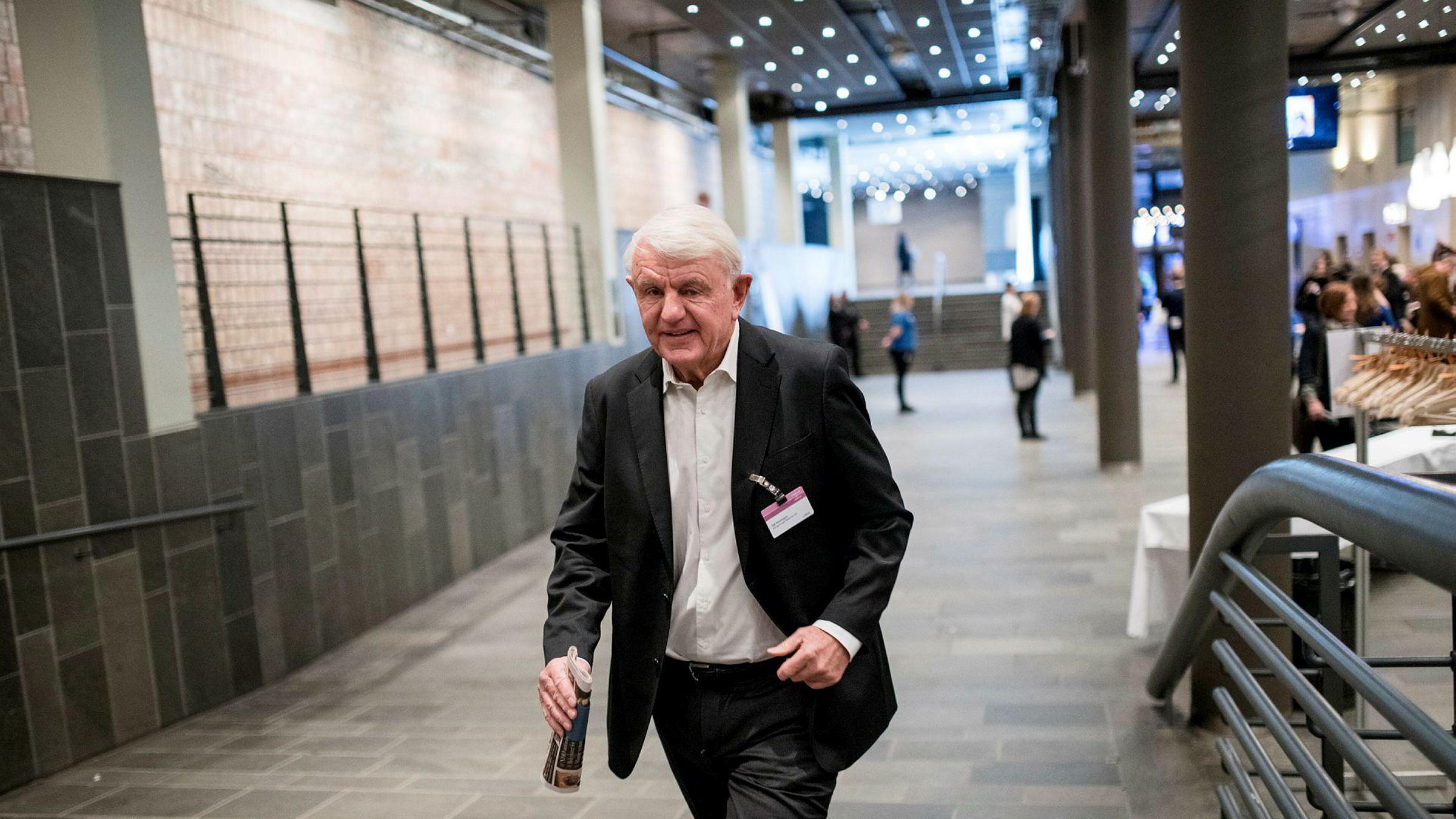 Egil Stenshagen kan smile over at fjoråret ble et langt hyggeligere år enn 2018 for sine investeringer.